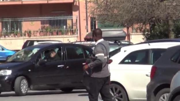 arresto, parcheggiatore, Catania, Cronaca