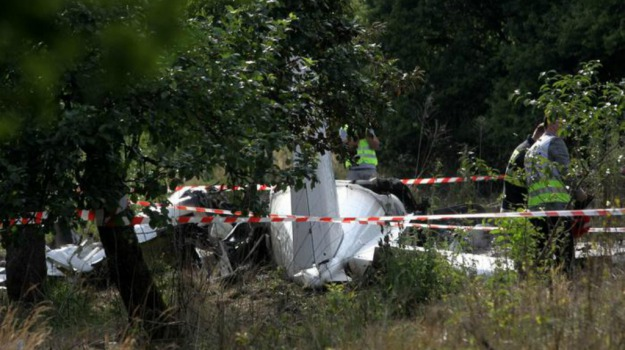 2 vittime, incidente aereo, Pennsylvania, Stati Uniti, Sicilia, Mondo