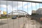 Palermo, partiti i lavori per il ponte del tram in corso dei Mille - Video