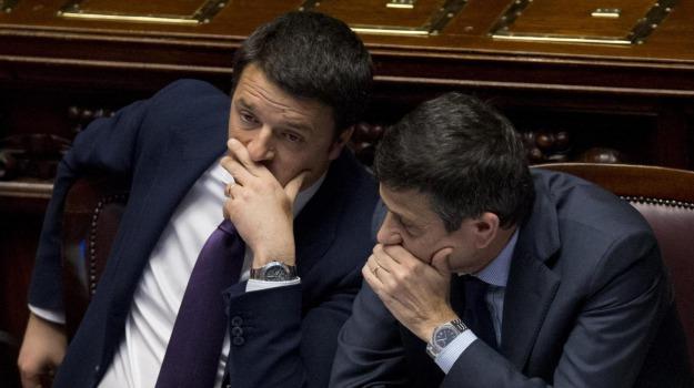 Caso appalti, DIMISSIONI, infrastrutture, Matteo Renzi, Maurizio Lupi, Sicilia, Politica