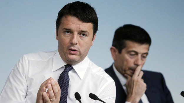 Matteo Renzi, Maurizio Lupi, Sicilia, Politica