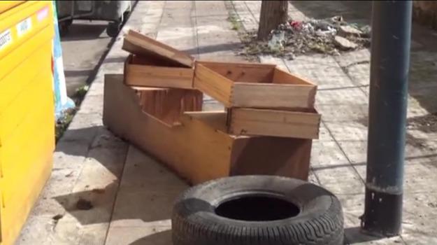 rifiuti, Trapani, Economia