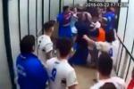 Botte da orbi nel tunnel tra i giocatori di Vittoria e Paternò: 59 turni di squalifica - Video