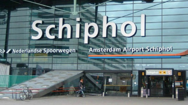 Aeroporto, Amsterdam, black out, disagi, olanda, Sicilia, Mondo