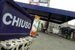 Sciopero dei benzinai nelle autostrade: dal 23 al 25 giugno