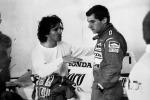 """Senna e Prost insieme di nuovo, ma sono gli """"eredi"""""""