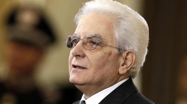 Crisi, LAVORO, presidente della Repubblica, Sergio Mattarella, Sicilia, Economia, Un siciliano per l'Italia