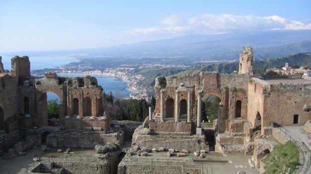 taoarte, taormina, Messina, Cultura