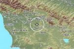 Scosse di terremoto nel Chianti: paura e notte in auto per gli abitanti