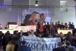 """""""Istituto al collasso"""": alla Leopolda protestano gli studenti del conservatorio di Ribera"""
