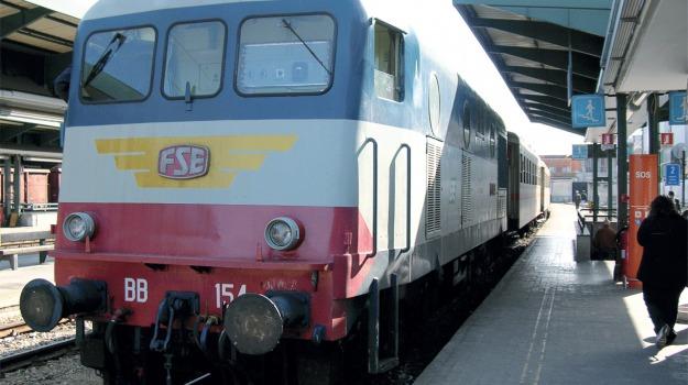 cefalù-castelbuono, ferrovie, raddoppio, Palermo, Cronaca