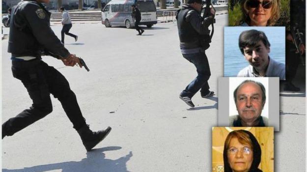 addestramento, libia, strage, terroristi, Tunisi, Sicilia, Mondo