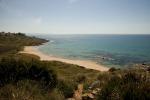 Erosione della costa: aggredite le spiagge bandiera blu di Menfi