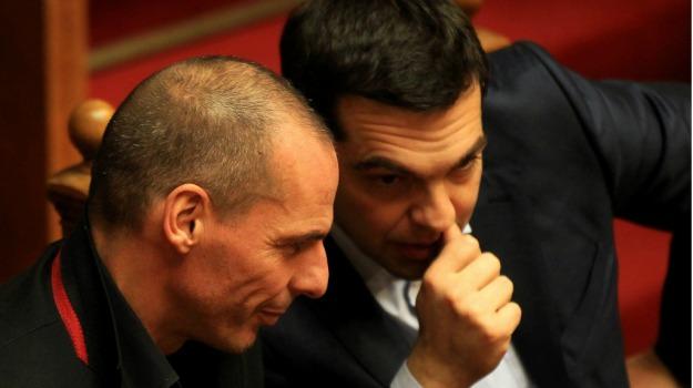 euro, Eurogruppo, GREXIT, Alexis Tsipras, Sicilia, Mondo