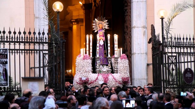 processioni venerdì santo palermo, via crucis palermo, Palermo, Cronaca