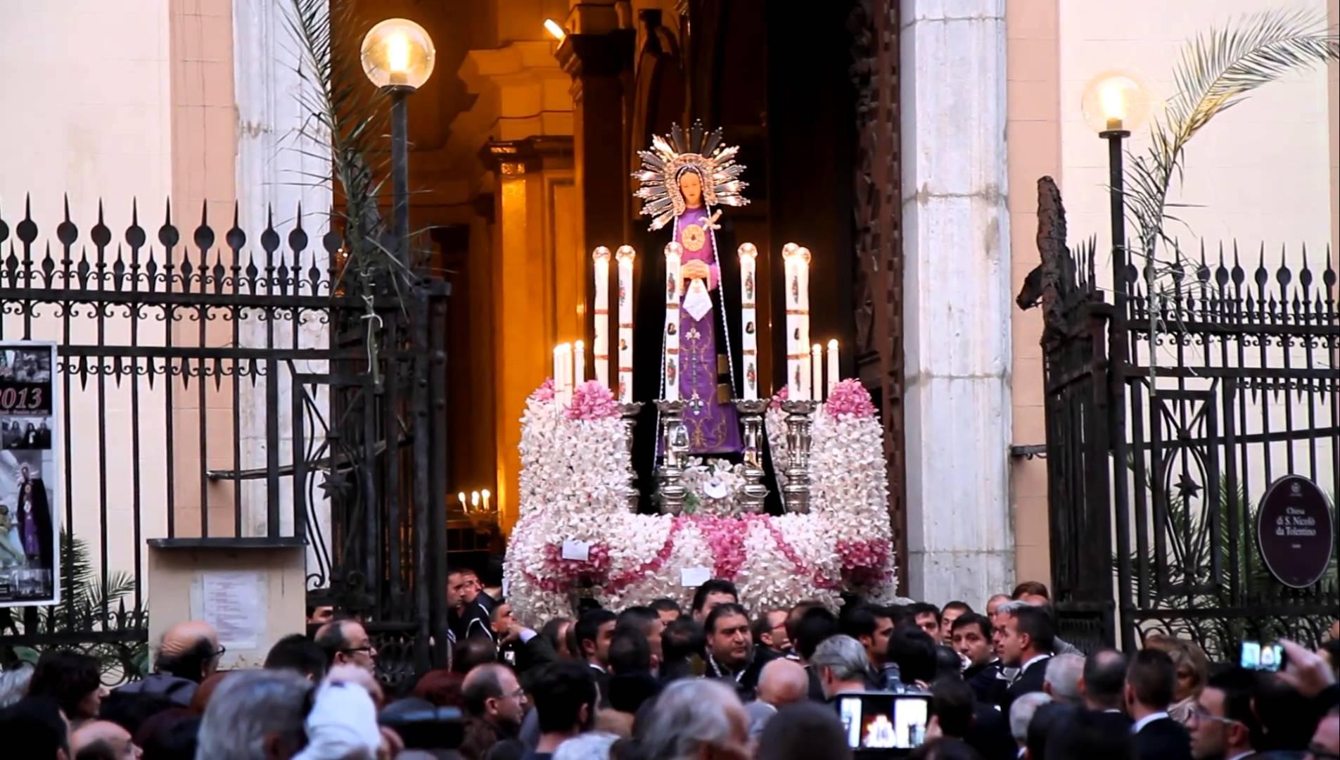 Venerdì santo a Trani, gli appuntamenti di oggi