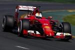 Australia: Mercedes imprendibili nelle libere, Ferrari subito dietro