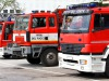 Incendio in una banca a Palermo, fiamme partite da un bancomat
