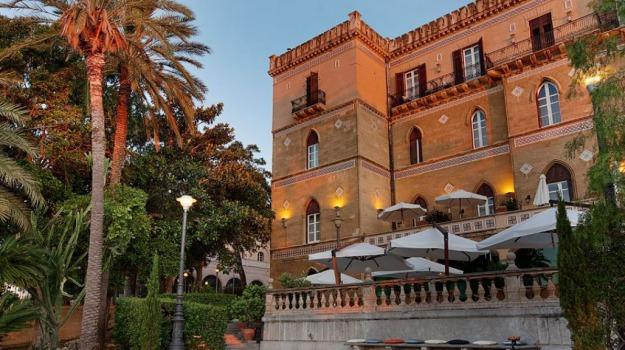 Grand Hotel et des Palmes, Villa Igiea, Palermo, Economia