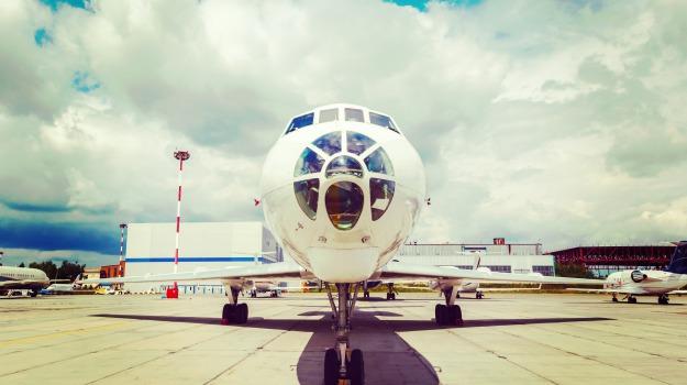 aereo, Palermo-Parigi, scontro, volo, Palermo, Cronaca