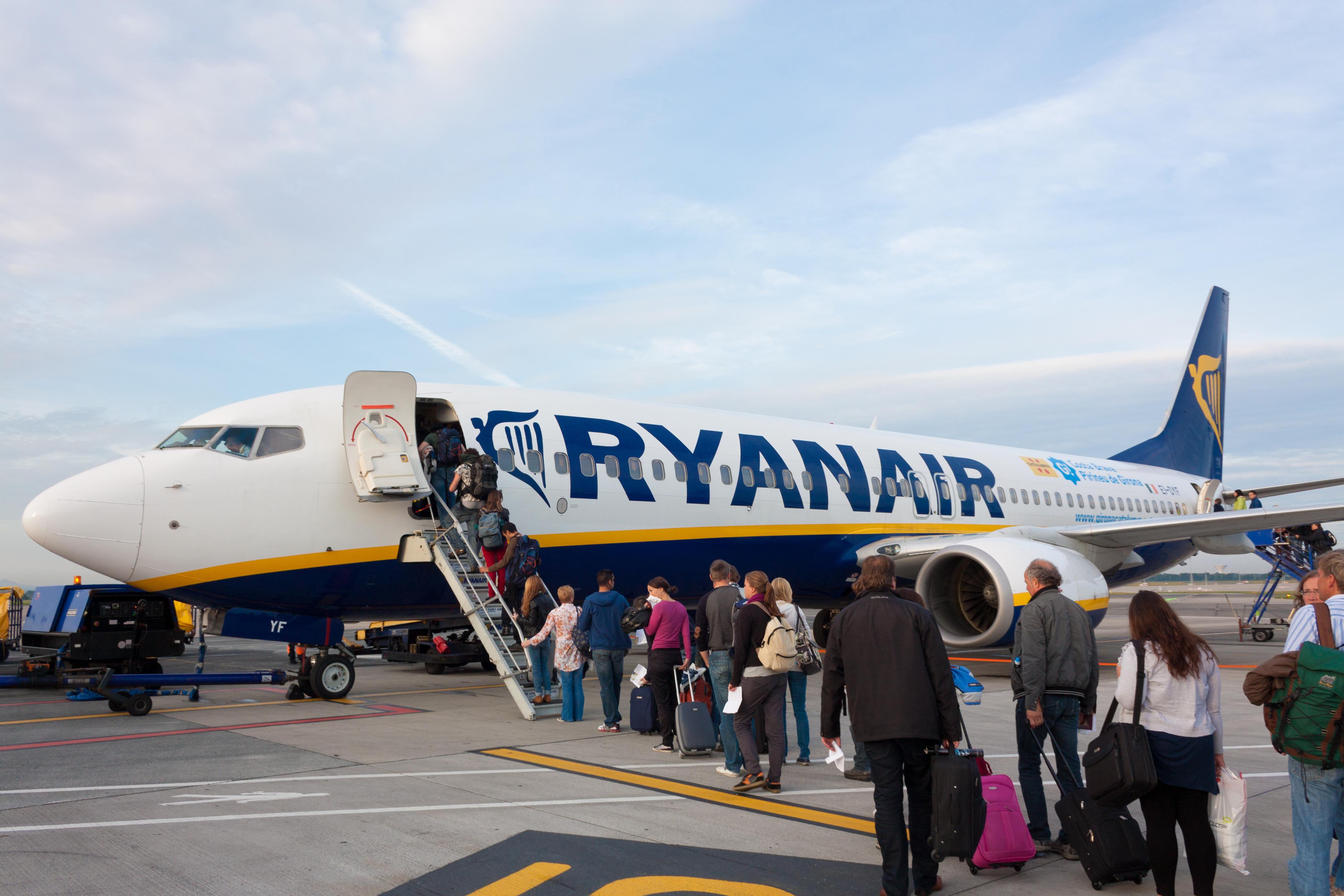Ryanair: Trapani lo scalo più penalizzato, tagli del 60%
