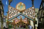 «Archi di Pasqua» a San Biagio Platani, il successo della tradizione
