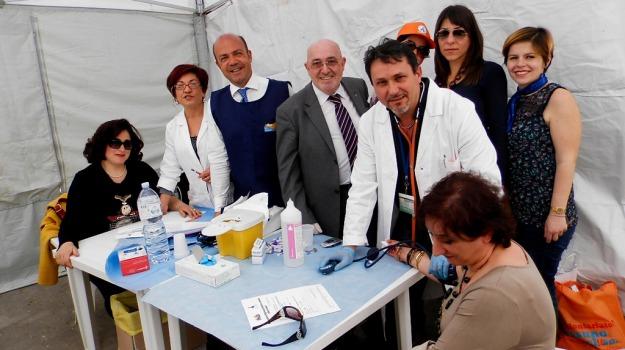 prevenzione, sanità, Palermo, Vita