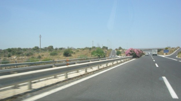 autostrada palermo catania, Enna, Cronaca