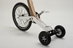 Metà bici e metà skateboard, arriva Halfbike II - Video