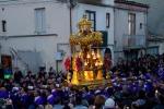 Settimana Santa, il Cristo nero a Caltanissetta tra rispetto e preghiera