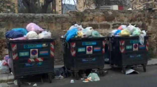 polizia municipale, rifiuti, Sciacca, VIGILI URBANI, Agrigento, Cronaca