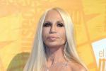 Donatella Versace, a 60 anni diventa testimonial Givenchy