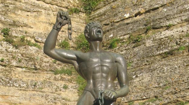 euno, statua, Enna, Cultura