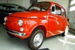 Oltre 40 mila euro: quotazione record per una Fiat 500 del 1975