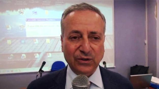 polizia, sequestro, Paolo Giambruno, Palermo, Cronaca