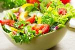 """""""Piatto semplice, sano e sexy"""", la rivincita delle insalate"""