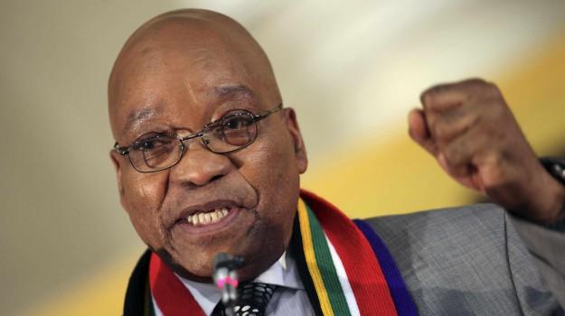 corruzione sudafrica, rimosso presidente zuma, Jacob Zuma, Sicilia, Mondo