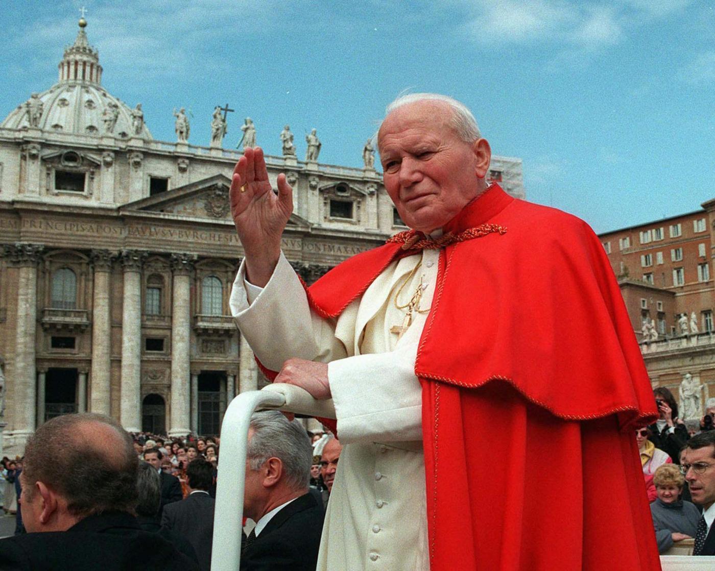 Frasi Famose Di Papa Giovanni Paolo 2.Oggi 22 Ottobre E Il Giorno Di Papa Giovanni Paolo Ii Le Sue