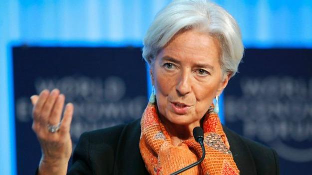 CINA, Fondo monetario europeo, italia, ripresa, Christine Lagarde, Sicilia, Economia