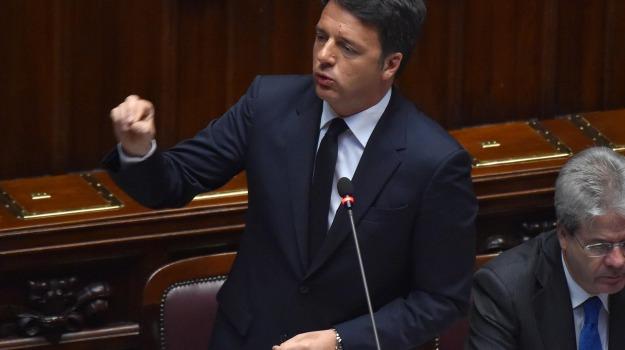 immigrazione, renzi, ue, Sicilia, La politica di Renzi, Politica