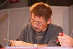 "Masami Suda, il papà di ""Ken il guerriero"" a Catania per Etna Comics 2015 - Foto"