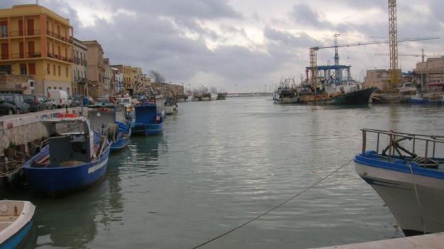 Mazara del Vallo, mercato ittico, Trapani, Economia