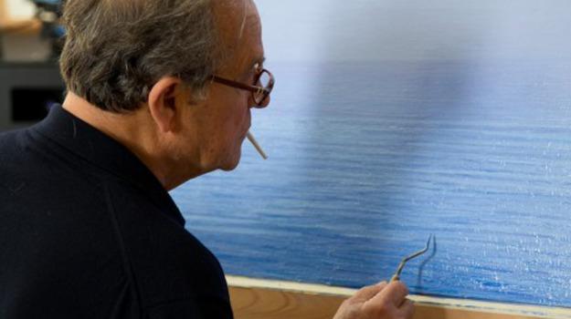 80 anni guccione, mostra, Piero Guccione, Ragusa, Cultura