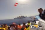 Nuovo naufragio nel Canale di Sicilia: 9 morti, salvati in 144
