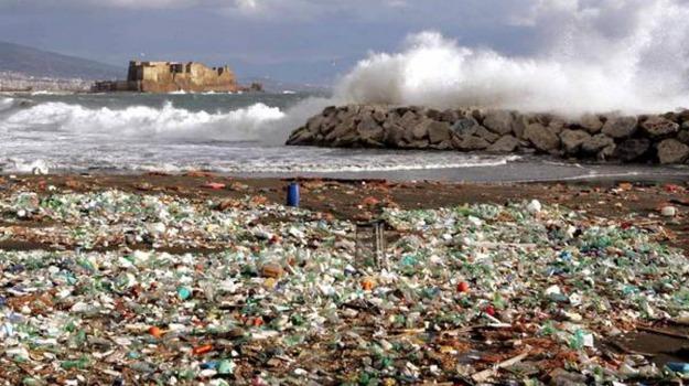 plastica, trimarano, Sicilia, Società
