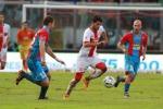 Catania, tripletta contro il Varese: il video