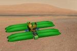 Zucchine su Marte, alcune idee nate dalla Space Apps
