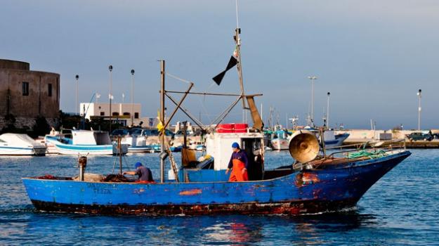 pesca, Sciacca, Agrigento, Economia