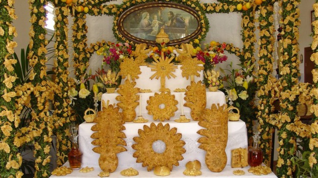 festa di San Giuseppe, salemi, Trapani, Cultura
