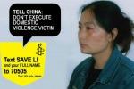 Cina, sentenza a favore della donna che uccise il marito violento